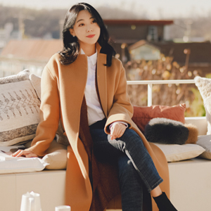 The Cashmere Camel Coat by TheJ